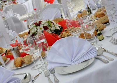 Catering na Veselce